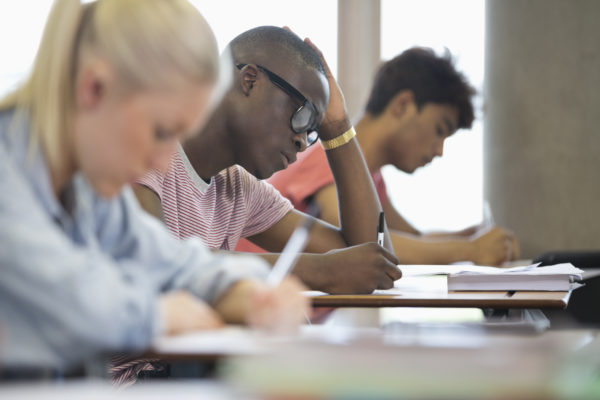 Four Ways to Improve Your Grades if you're Underperforming