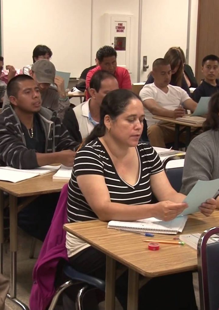 Four Characteristics of Adult Learners